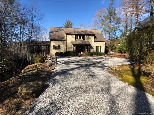 43 Deerwood Court 22 & 21, Sapphire, NC 28774 (#3586069) :: LePage Johnson Realty Group, LLC