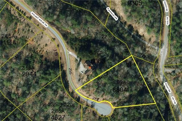 Lot 21 Walnut Ridge Drive Lot 21, Lenoir, NC 28645 (#3586156) :: Keller Williams Biltmore Village