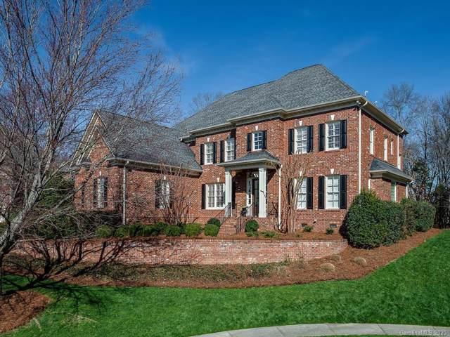 7112 Fairway Vista Drive, Charlotte, NC 28226 (#3586212) :: RE/MAX RESULTS