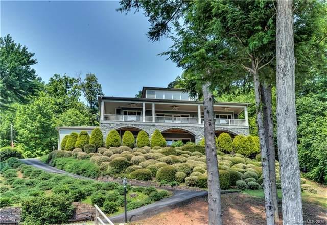 611 Quail Ridge Boulevard, Lake Lure, NC 28746 (#3586404) :: Carlyle Properties