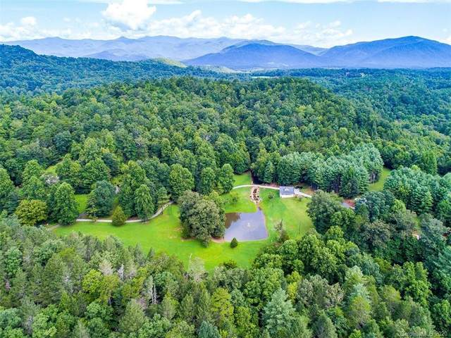 162 Saw Mill Road, Old Fort, NC 28762 (#3586470) :: Besecker Homes Team
