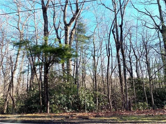 00 Sabine Drive Lot 1, Laurel Park, NC 28739 (#3586489) :: Caulder Realty and Land Co.