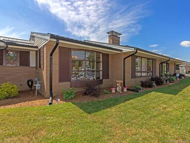 20 W Morgan Street, Brevard, NC 28712 (#3586554) :: Exit Realty Vistas