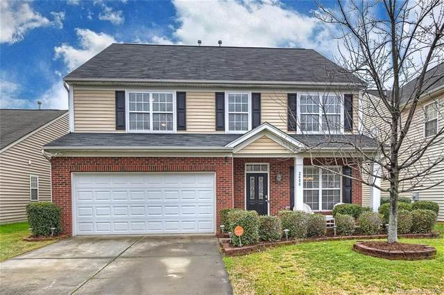 2400 Sonoma Valley Drive, Charlotte, NC 28214 (#3586674) :: The Andy Bovender Team