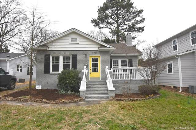 3035 Florida Avenue, Charlotte, NC 28205 (#3586762) :: High Performance Real Estate Advisors