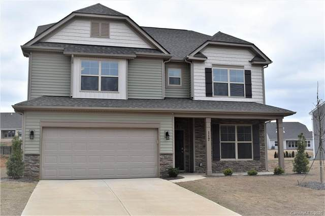 117 Lantern Acres Drive, Mooresville, NC 28115 (#3586875) :: LePage Johnson Realty Group, LLC