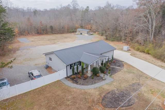 694 S Main Street, Troutman, NC 28166 (#3586965) :: Scarlett Property Group