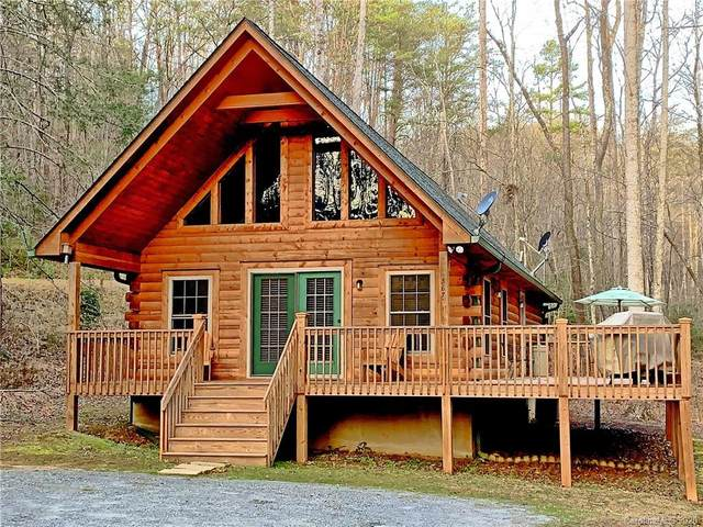 367 Oriole Drive, Lake Lure, NC 28746 (#3586967) :: Ann Rudd Group