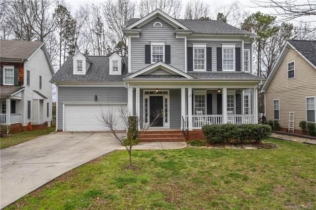 15817 Kelly Park Circle, Huntersville, NC 28078 (#3586970) :: LePage Johnson Realty Group, LLC