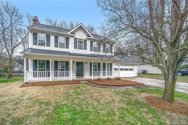3790 Lake Spring Avenue, Concord, NC 28027 (#3587125) :: BluAxis Realty