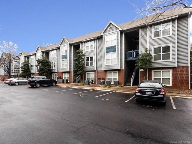 505 N Graham Street 2H, Charlotte, NC 28202 (#3587154) :: Carolina Real Estate Experts