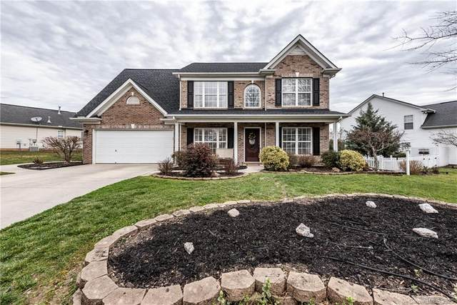 2011 Makin Drive, Indian Trail, NC 28079 (#3587156) :: LePage Johnson Realty Group, LLC