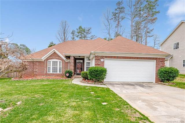 7336 Claiborne Woods Road, Charlotte, NC 28216 (#3587268) :: Ann Rudd Group