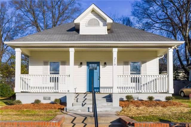316 S Bruns Avenue, Charlotte, NC 28208 (#3587317) :: Rinehart Realty