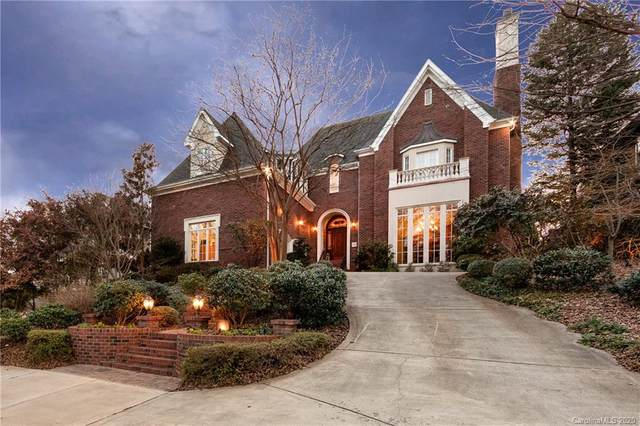 2928 Forest Park Drive, Charlotte, NC 28209 (#3587321) :: The Elite Group