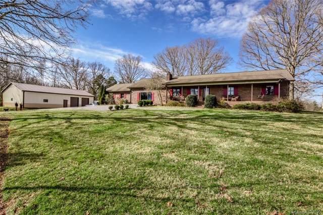 2160 Coddle Creek Highway, Mooresville, NC 28115 (#3587390) :: Cloninger Properties