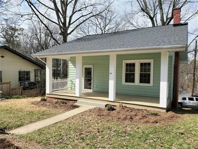 21 Sayles Road #15, Asheville, NC 28803 (#3587427) :: Keller Williams Professionals
