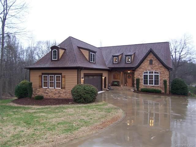 401 Yorkfield Drive, Shelby, NC 28150 (#3587464) :: Rinehart Realty