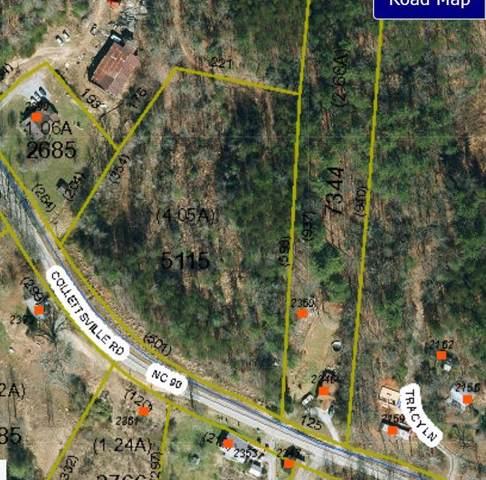 V/L Collettsville Road, Lenoir, NC 28645 (#3587630) :: LePage Johnson Realty Group, LLC