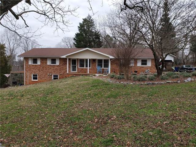 110 N Mclin Creek Road, Conover, NC 28613 (#3587780) :: Rinehart Realty