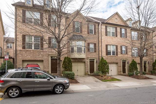 265 Lincoln Street, Charlotte, NC 28203 (#3587784) :: Keller Williams South Park