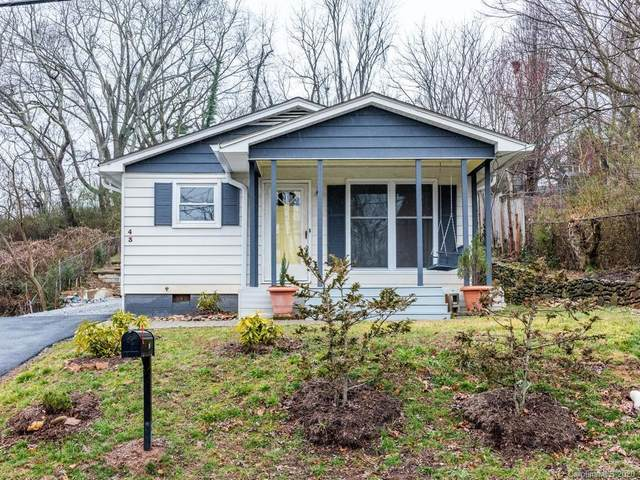 43 Swannanoa Avenue, Asheville, NC 28806 (#3587788) :: Rowena Patton's All-Star Powerhouse
