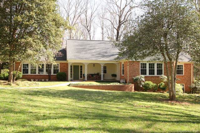 611 Forest Hill Drive, Shelby, NC 28150 (#3587872) :: Rinehart Realty