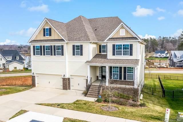 208 Canoe Pole Lane #83, Mooresville, NC 28117 (#3588226) :: MartinGroup Properties