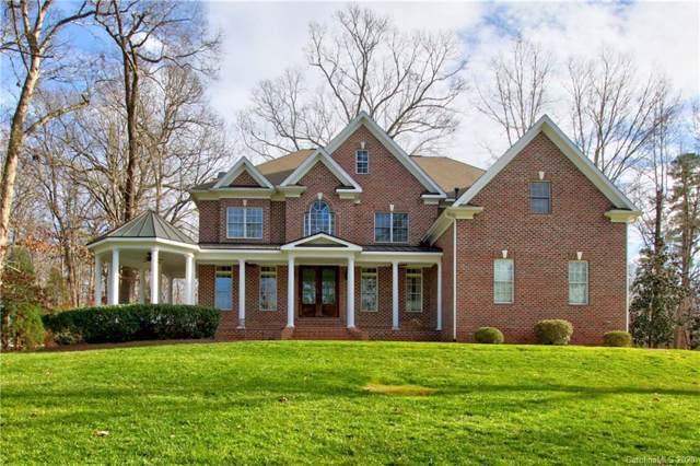 14631 Henry Harrison Stillwell Drive, Huntersville, NC 28078 (#3588317) :: Rinehart Realty