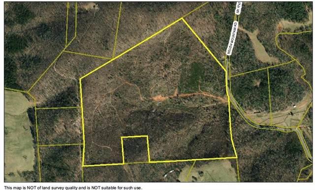 0 Brush Mountain Road, Lenoir, NC 28645 (#3588359) :: Carlyle Properties