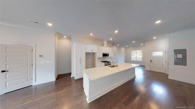 924 Van Every Street #4, Charlotte, NC 28205 (#3588369) :: Caulder Realty and Land Co.