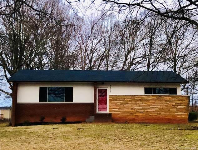 1705 Emmanuel Church Road, Conover, NC 28613 (#3588431) :: Rinehart Realty