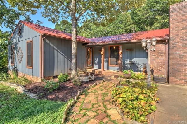 70 Knoll Ridge Drive, Asheville, NC 28804 (#3588449) :: Rinehart Realty