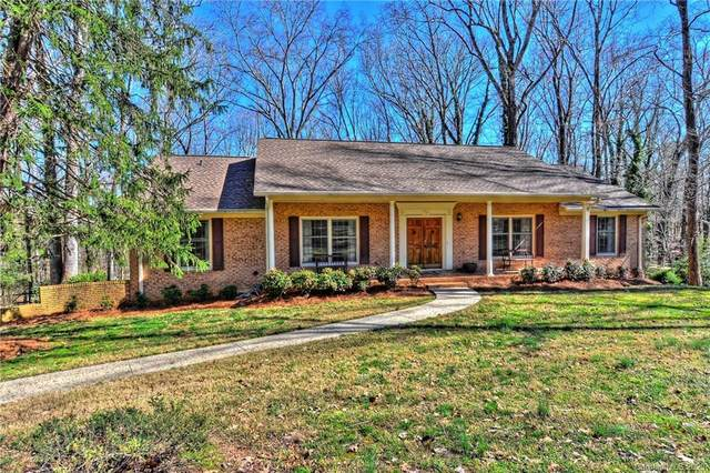 6518 Silver Fox Road, Charlotte, NC 28270 (#3588476) :: LePage Johnson Realty Group, LLC