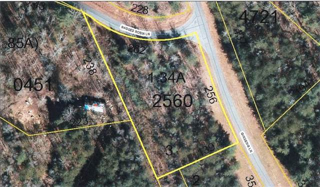 Lot 3 Ginseng Lane, Lenoir, NC 28645 (#3588560) :: Mossy Oak Properties Land and Luxury