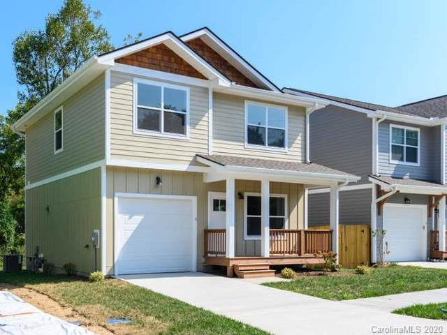 37 Crayton Park Drive #16, Asheville, NC 28803 (#3588597) :: Keller Williams Professionals