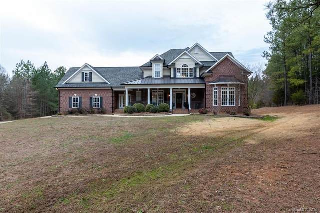 7050 The Wilds Drive, Rockwell, NC 28138 (#3588643) :: Odell Realty