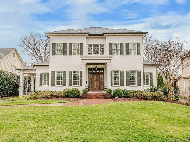 2707 Hampton Avenue L20, Charlotte, NC 28207 (#3588669) :: Scarlett Property Group