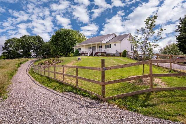 96 Old Turkey Creek Road, Leicester, NC 28748 (MLS #3588687) :: RE/MAX Journey