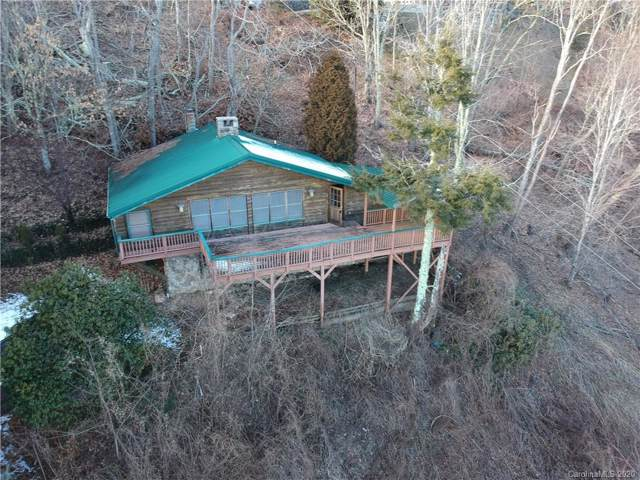 206 Tarheel Road, Maggie Valley, NC 28751 (#3588718) :: Caulder Realty and Land Co.
