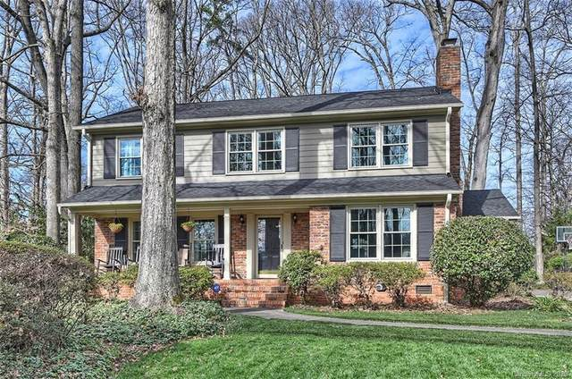 5716 Gate Post Road, Charlotte, NC 28211 (#3588744) :: Stephen Cooley Real Estate Group