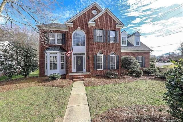 11604 Knightsdale Drive, Charlotte, NC 28277 (#3588756) :: Cloninger Properties