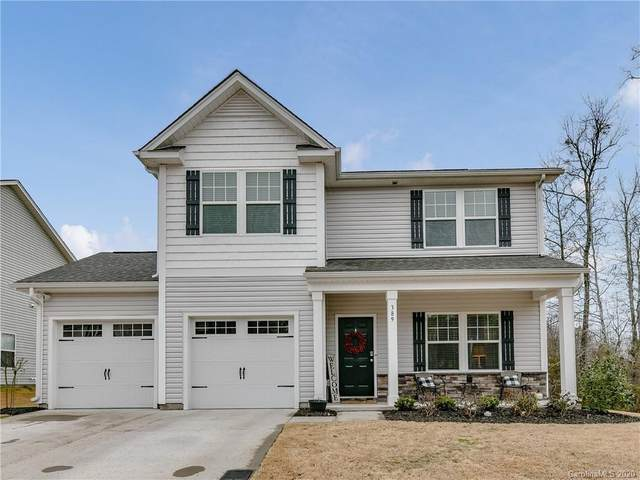 389 Whispering Hills Drive, Locust, NC 28097 (#3588815) :: The Ramsey Group
