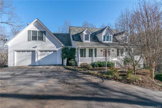 512 Claremont Drive, Flat Rock, NC 28731 (#3588848) :: MOVE Asheville Realty