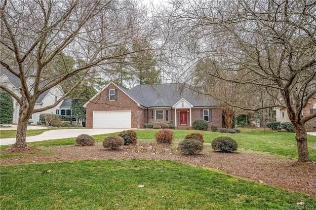 8008 Saint Andrews Lane, Stanley, NC 28164 (#3588853) :: Cloninger Properties