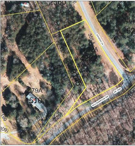 Lot 2 Ginseng Lane, Lenoir, NC 28645 (#3588888) :: High Performance Real Estate Advisors