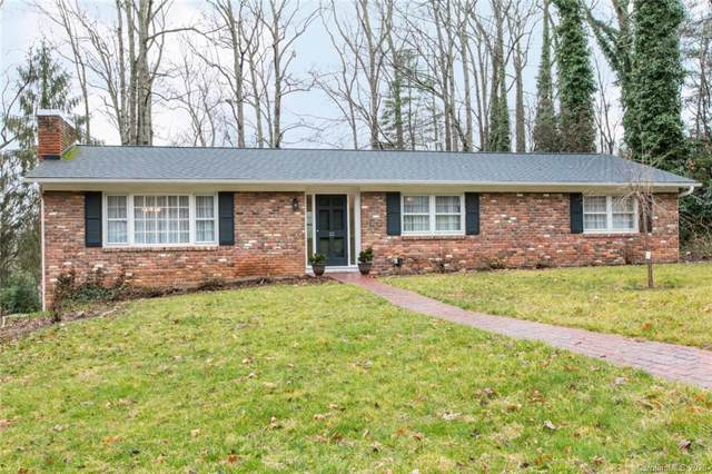 22 Westridge Drive, Asheville, NC 28803 (#3588923) :: Caulder Realty and Land Co.