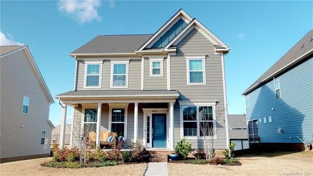 4016 Silverwood Drive #1011, Waxhaw, NC 28173 (#3588999) :: Ann Rudd Group