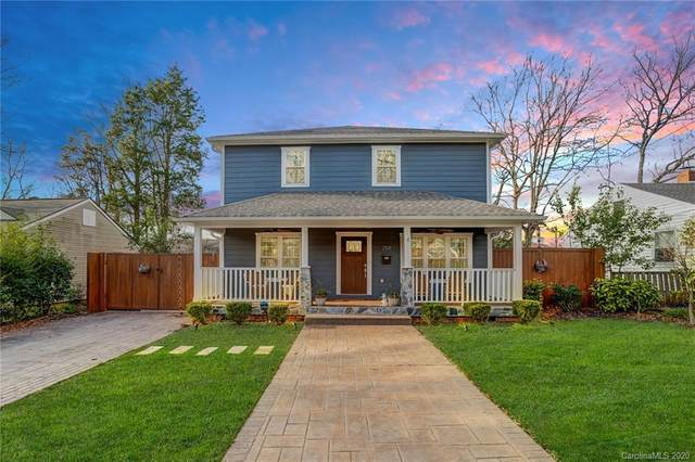 2511 Yadkin Avenue, Charlotte, NC 28205 (#3589071) :: Puma & Associates Realty Inc.