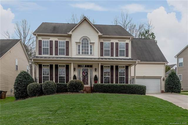 4013 Garden Oak Drive, Indian Trail, NC 28079 (#3589093) :: The Premier Team at RE/MAX Executive Realty